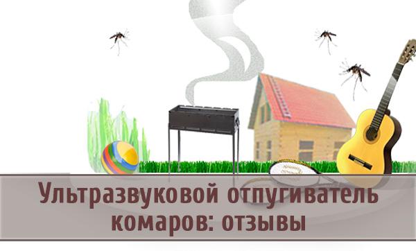 Как действуют популярные отпугиватели комаров