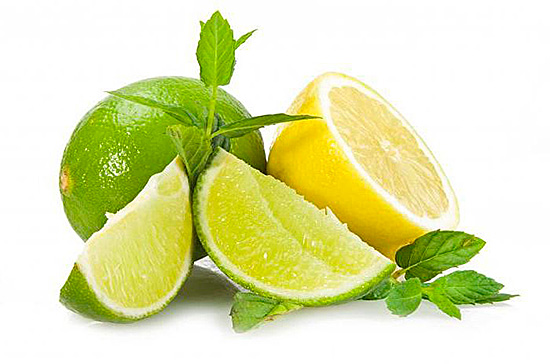 Сок лимона снимет зуд