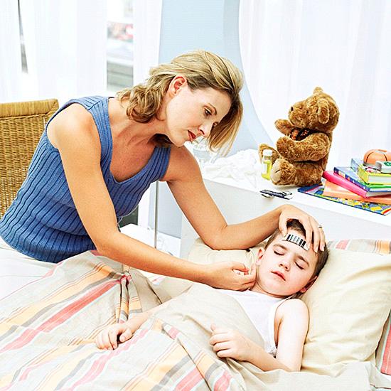 Особенно тяжело протекает заболевание у детей