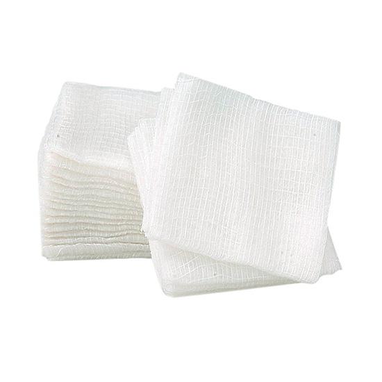 Чистая марля или бинт накладывается на место укуса
