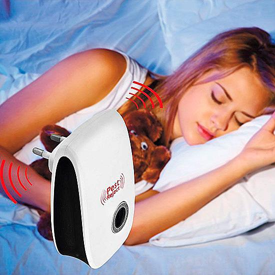 Вы и ваши дети можете спать спокойно, не боясь комаров