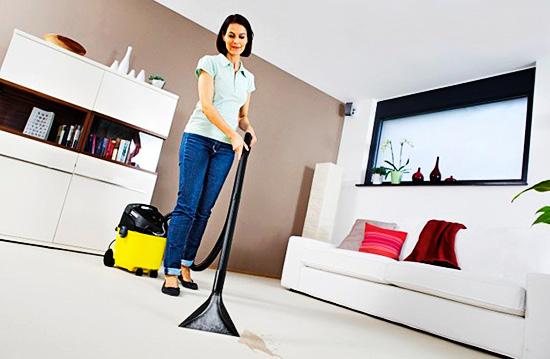 Регулярная уборка со специальными или домашними средствами поможет справиться с паразитом