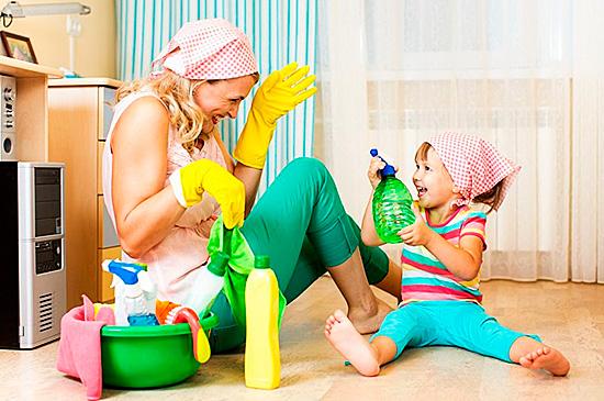Позаботьтесь о здоровье семьи – удалите пылевых клещей