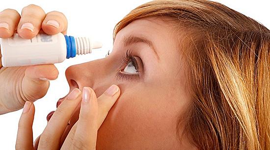 Демодекоз лечится комплексно, мазями и глазными каплями