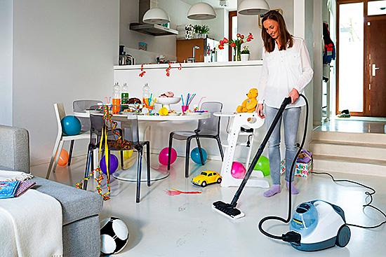 Поддержание чистоты поможет предотвратить возвращение насекомых