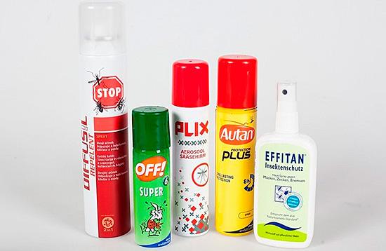 Спастись от укусов можно с помощью репеллентов для обработки кожи и одежды