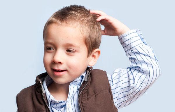 Зуд головы должен быть поводом к тщательному осмотру и принятию мер