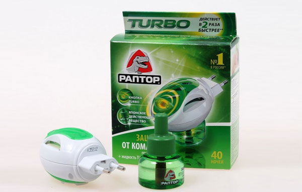 Фумигаторы Турбо показывают более высокую эффективность