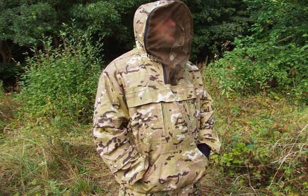 Одежда против мошек и комаров