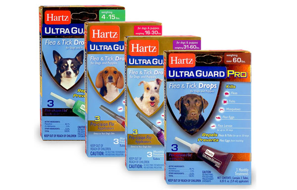 Hartz Ultra Guard Plus